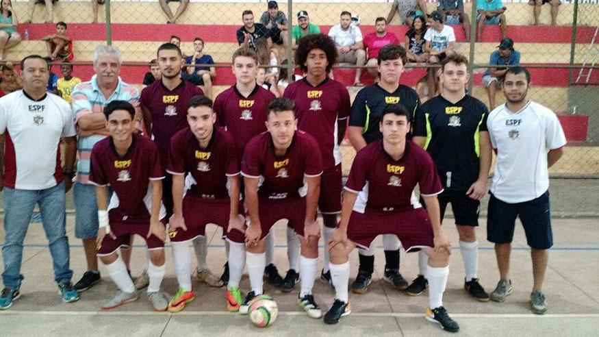 Pela 1ª vez, Bálsamo disputa a Copa Palmeiras de FUTSAL SUB 17
