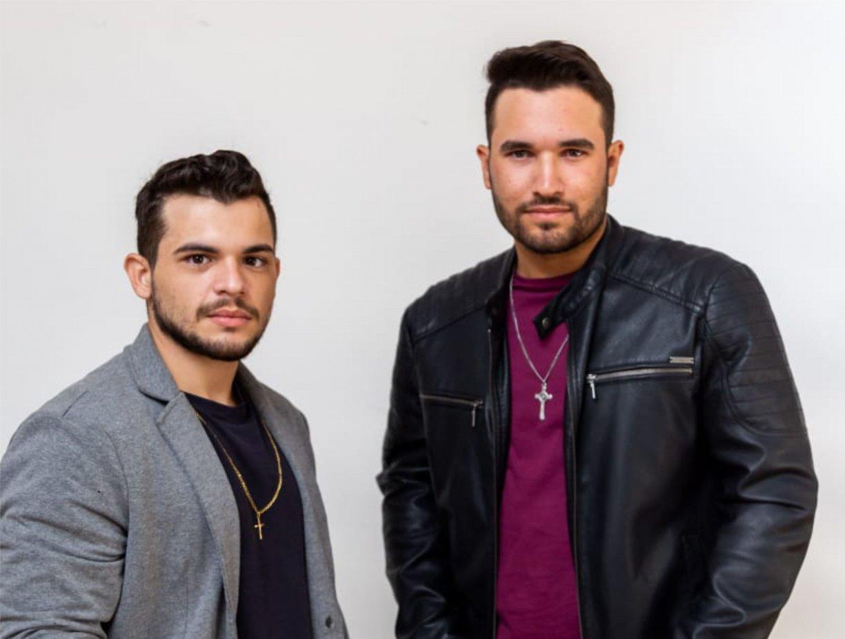 Dupla balsamense Luiz Felipe & Fernando bate 100 mil acessos na nova música Zé do Uber