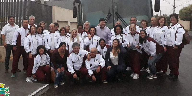 Equipe da Melhor Idade de Bálsamo vai a Votuporanga e participa da 21ª edição do JORI