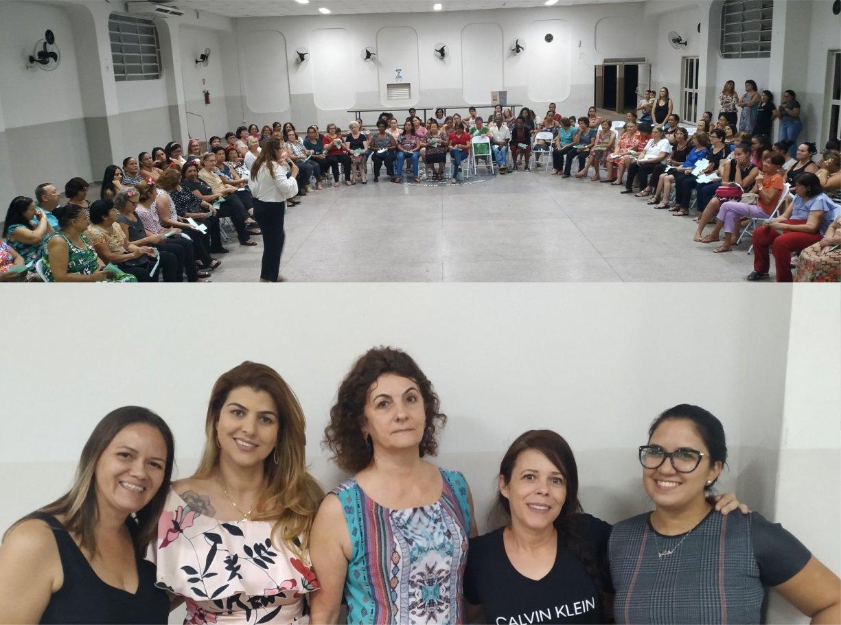 Dia Internacional da Mulher é comemorado pela Assistência Social