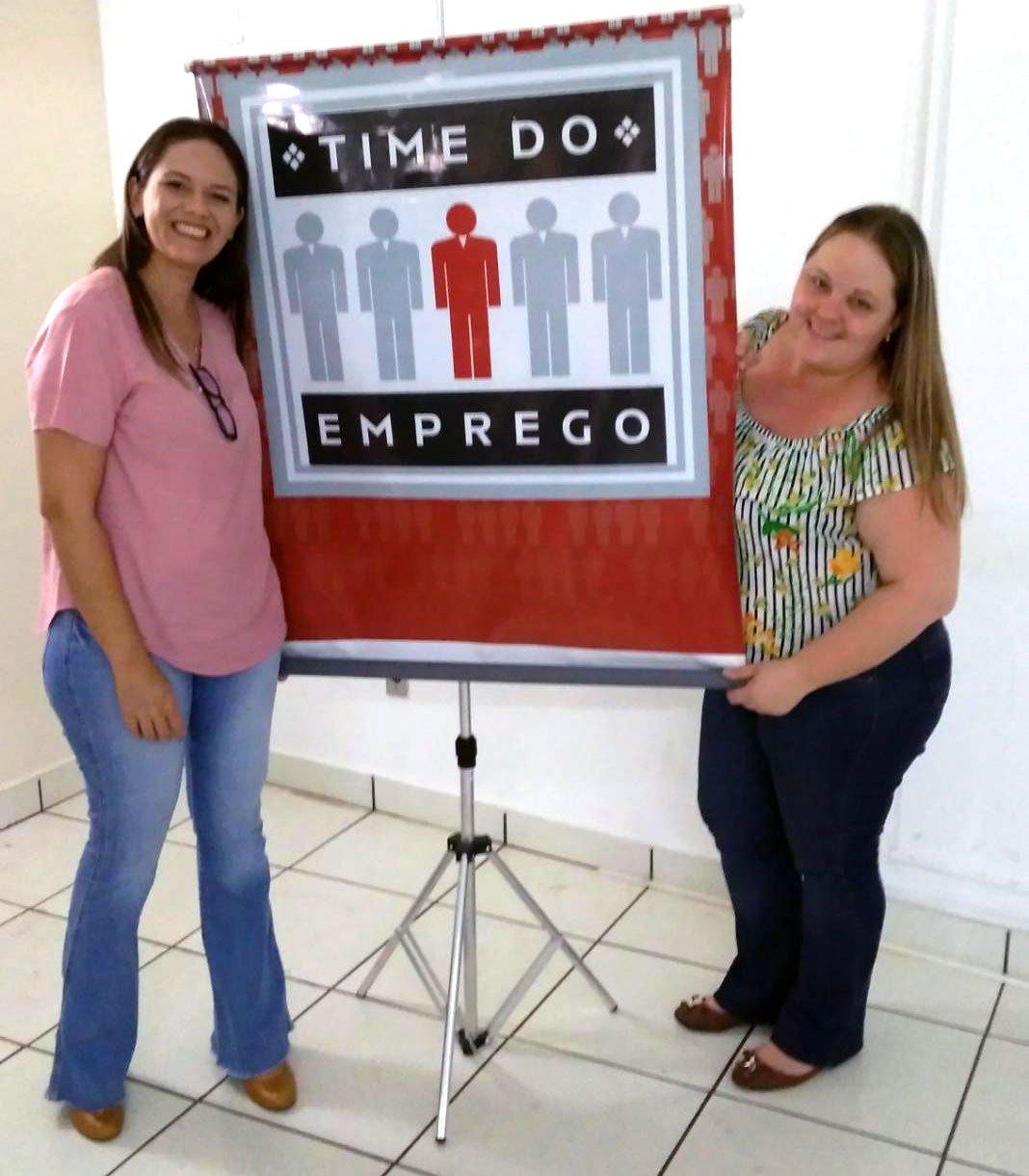 Diretoria da Assistência Social oferece O Time do Emprego para Bálsamo