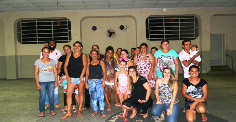 Assistência Social faz reunião com famílias assistidas nos Programas Bolsa Família e Renda Cidadã.