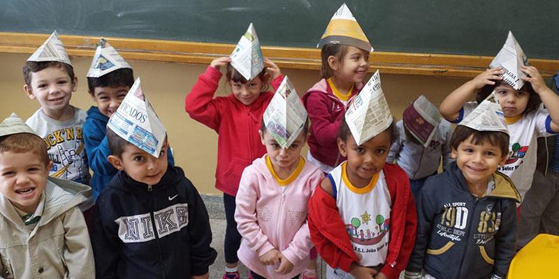 Escolas de Bálsamo recebem aula de música em projeto extracurricular