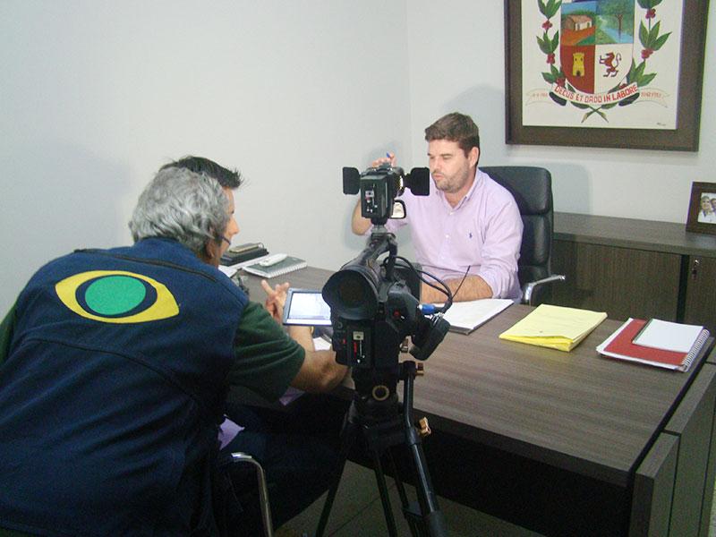 Transparência em Bálsamo chama a atenção da imprensa