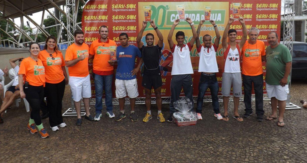 20ª Corrida de Bálsamo abre as festividades dos 98 anos da cidade