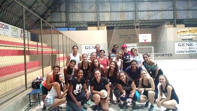 Em Bálsamo, Diretoria de Esportes oferece Vôlei para os amantes dessa modalidade