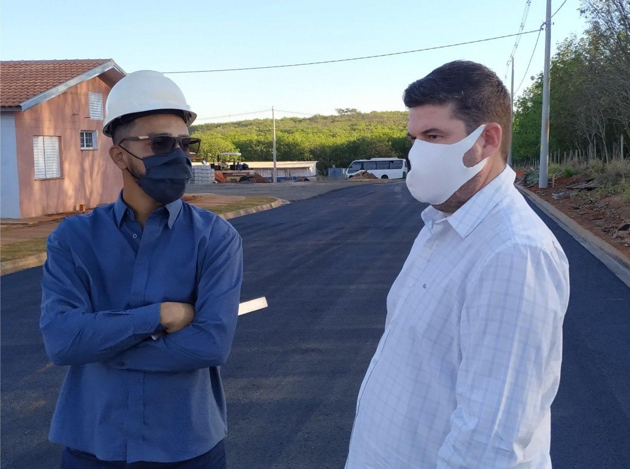 Pandemia atrasa entrega de casas do CDHU em Bálsamo