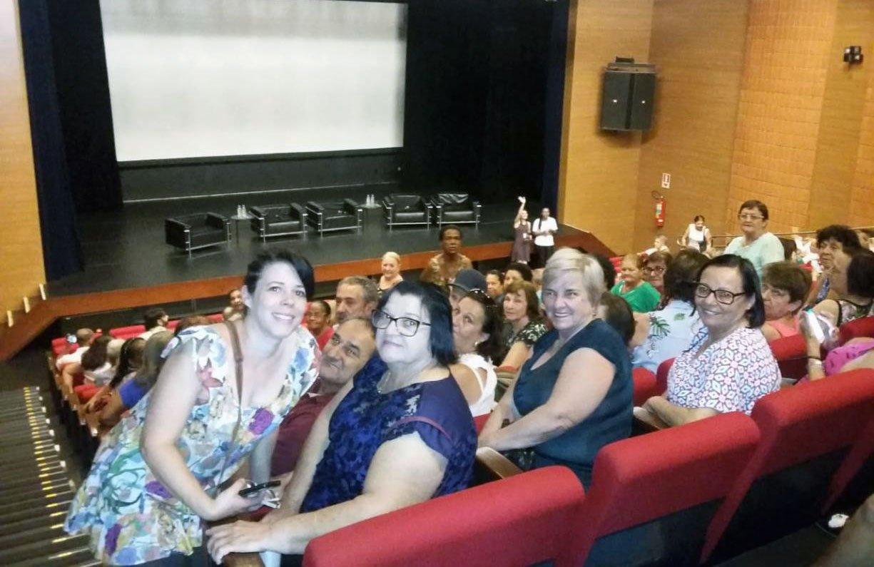 ENVELHECI... E DAÍ? Integrantes do CCI de Bálsamo participam de Fórum sobre Envelhecimento