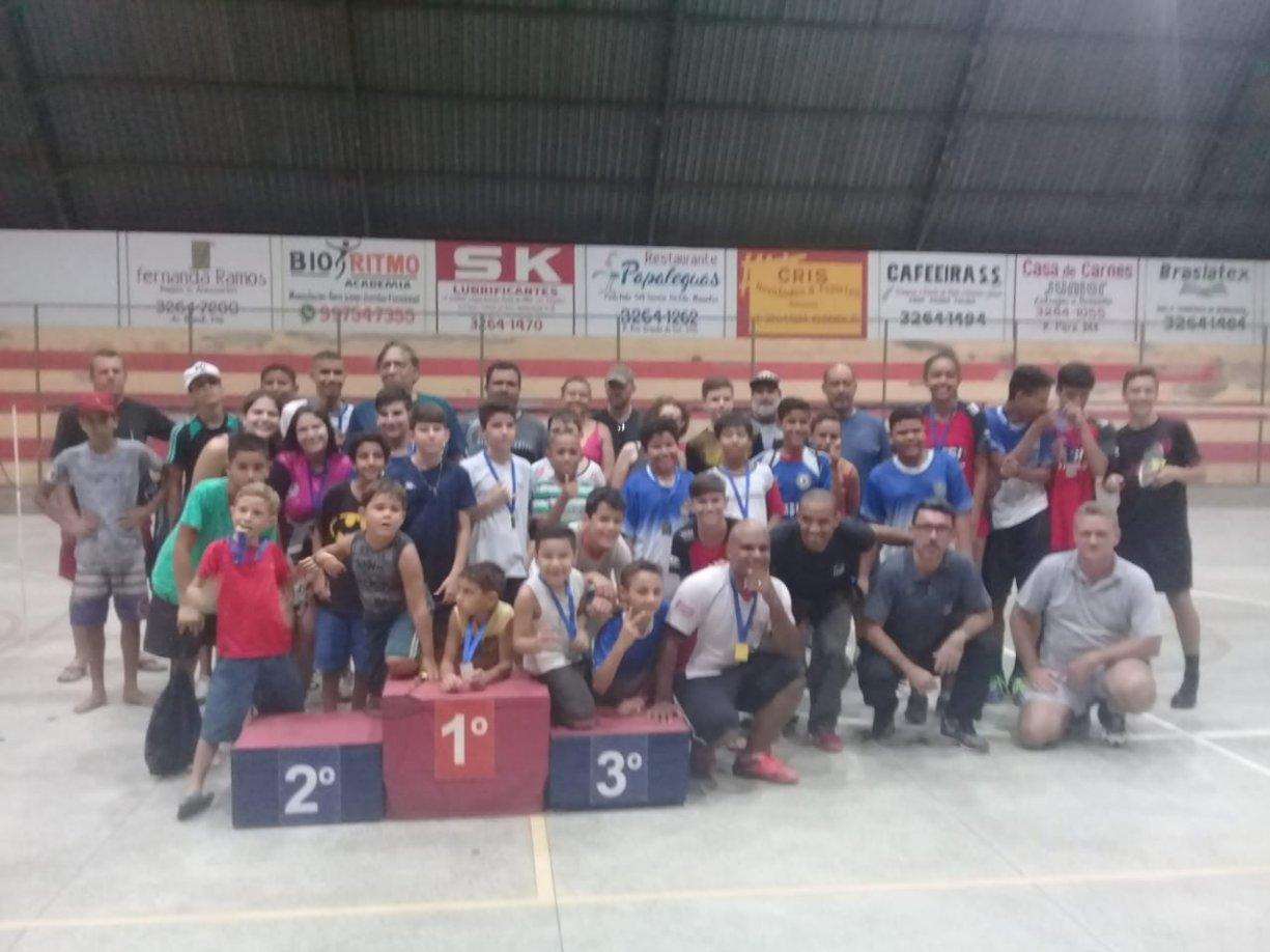 Bálsamo sedia Etapa Regional de Badminton e já pensa em formar uma equipe