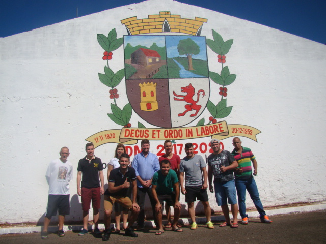 Jogos Regionais em Andradina