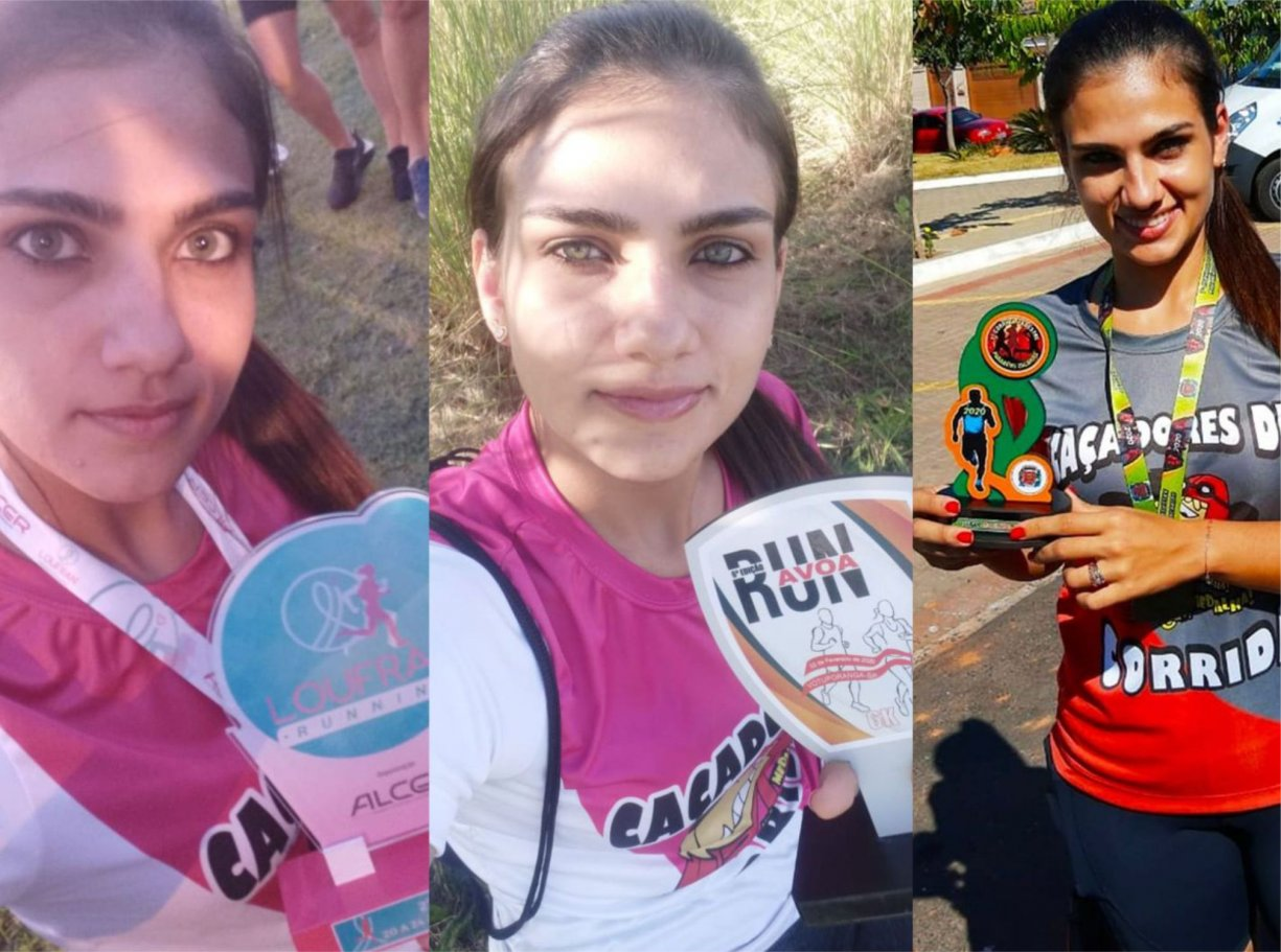 Atleta Gabrielly Vasques Paula conquista troféus para Bálsamo