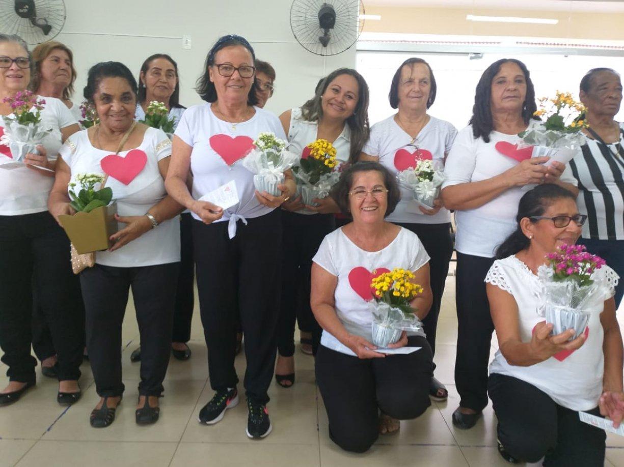 Assistência Social e CCI de Bálsamo comemoram Dia das Mães