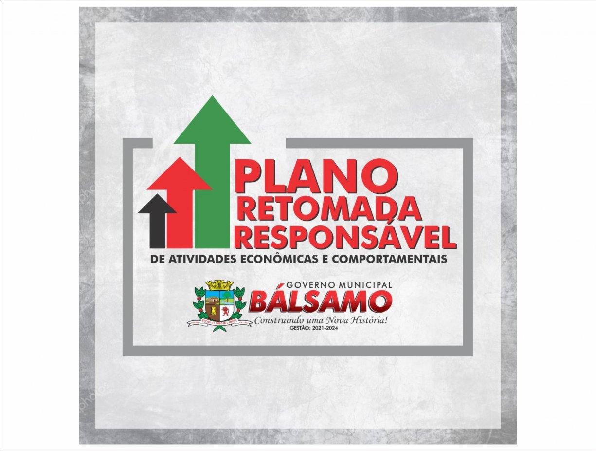 Governo de Bálsamo anuncia Plano de Retomada Responsável