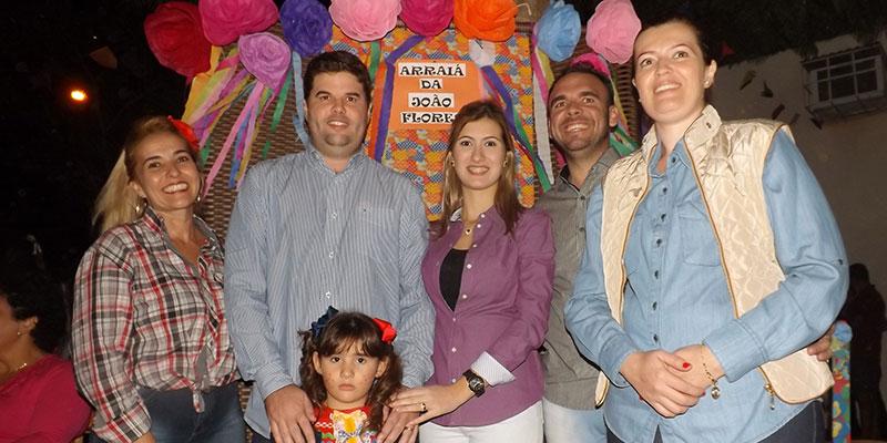 Escola João Flores encerra as Festas juninas na Rede Municipal de Educação