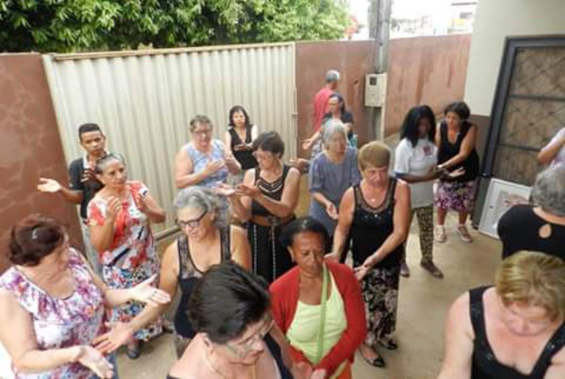 FORTALECENDO VÍNCULOS: Assistência Social desenvolve Serviço de Convivência e Fortalecimento de Vínculos na Vila Vicentina