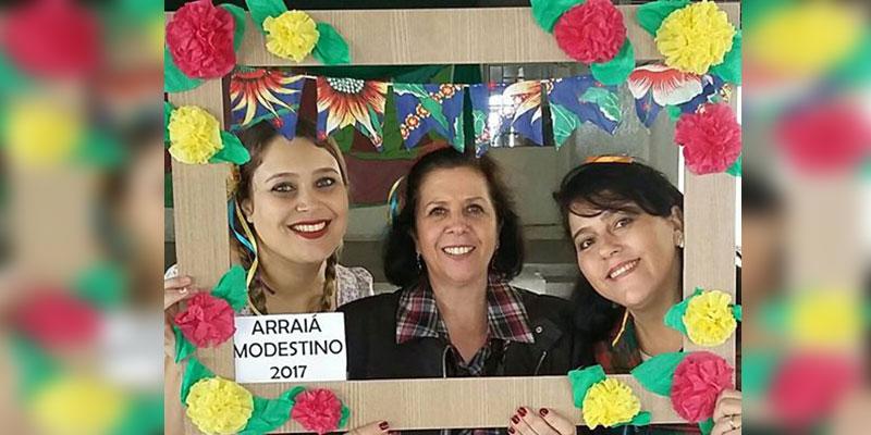 Aberta a temporada de Festas Juninas nas escolas de Bálsamo