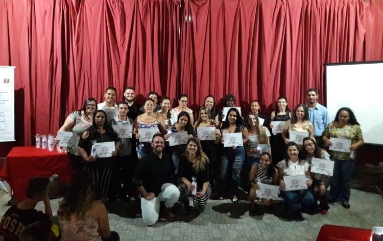 Departamento de Assistência Social conclui Cursos de Qualificação Profissional