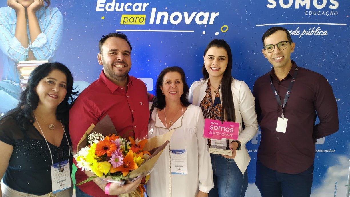 Professora de Bálsamo é finalista em concurso regional de educação