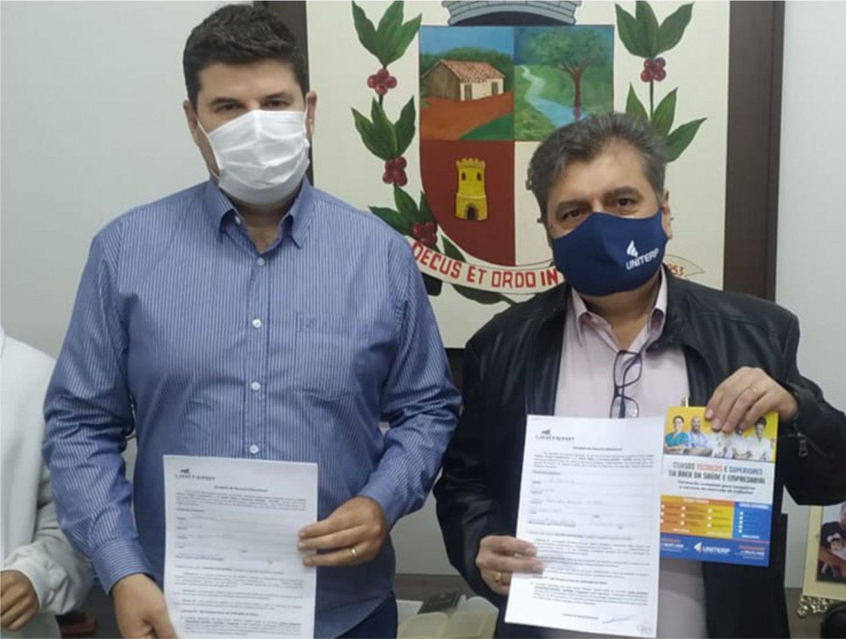 Balsamenses terão descontos na UNITERP através de parceria com o governo municipal